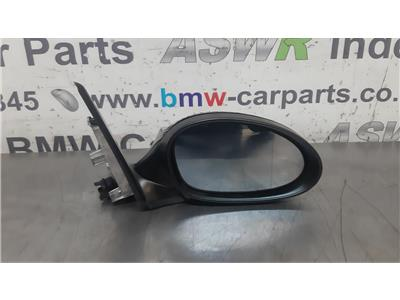 BMW E87 1 SERIES 5dr O/S Drivers Side Door Mirror 51167189852