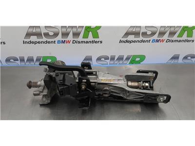 BMW E39 5 SERIES Steering Column 32321095824