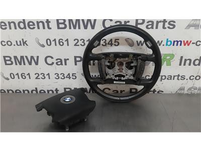 BMW E65 E66 7 SERIES Steering Wheel 32346761743/32346766376