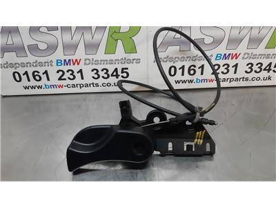 BMW F31 3 SERIES Bonnet Release Cable 51237411315