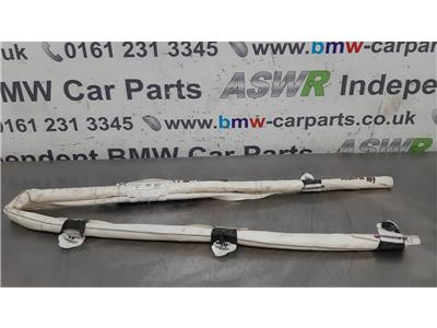BMW F30 F31 F80 3 SERIES O/S Drivers Side Curtain Airbag 72127221046