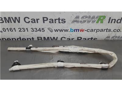 BMW 3 SERIES F30 F80 F31 N/S Passenger Side Curtain Airbag 72127221045