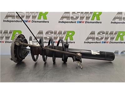 BMW F25 X3 F26 X4 N/S Passenger Side Front Shock/Strut Assembly 31316796417