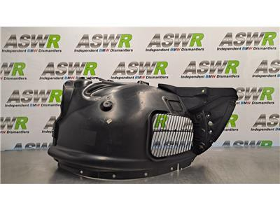 BMW F25 X3 F26 X4 M Sport O/S/F Drivers Side Front Wheel Arch Liner 51717213642