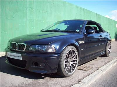 BMW 3 SERIES M3 SMG