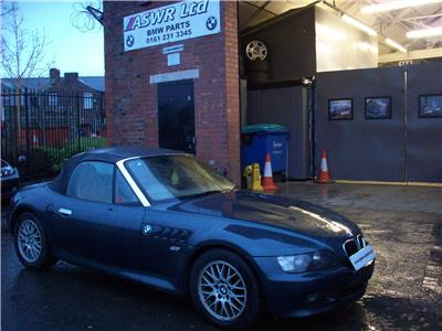 BMW Z SERIES Z3 ROADSTER EDITION