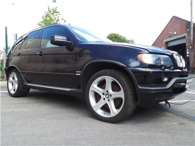 2003 BMW X5 CARBON BLACK EDITION