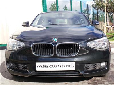 BMW 1 SERIES 116D EFFICIENTDYNAMICS BUSINESS