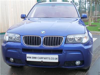 2008 BMW X3 D M SPORT