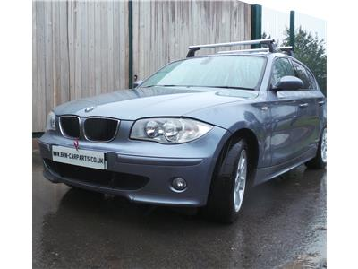 2004 BMW 1 SERIES 120D