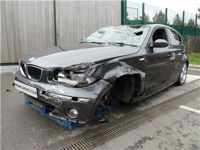 2006 BMW 1 SERIES 118D SPORT