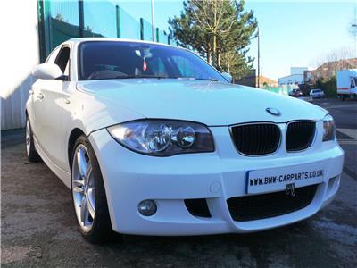 BMW 1 SERIES 116I M SPORT