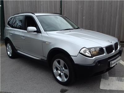 2006 BMW X3 D SE
