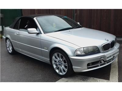BMW 3 SERIES 318CI
