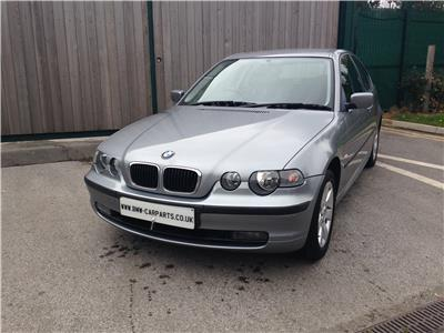 BMW 3 SERIES 316TI ES COMPACT
