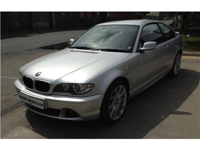 BMW 3 SERIES 318CI ES