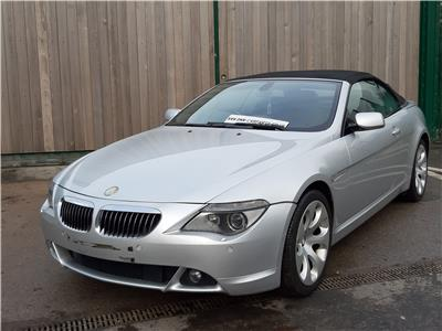 BMW 6 SERIES 645CI