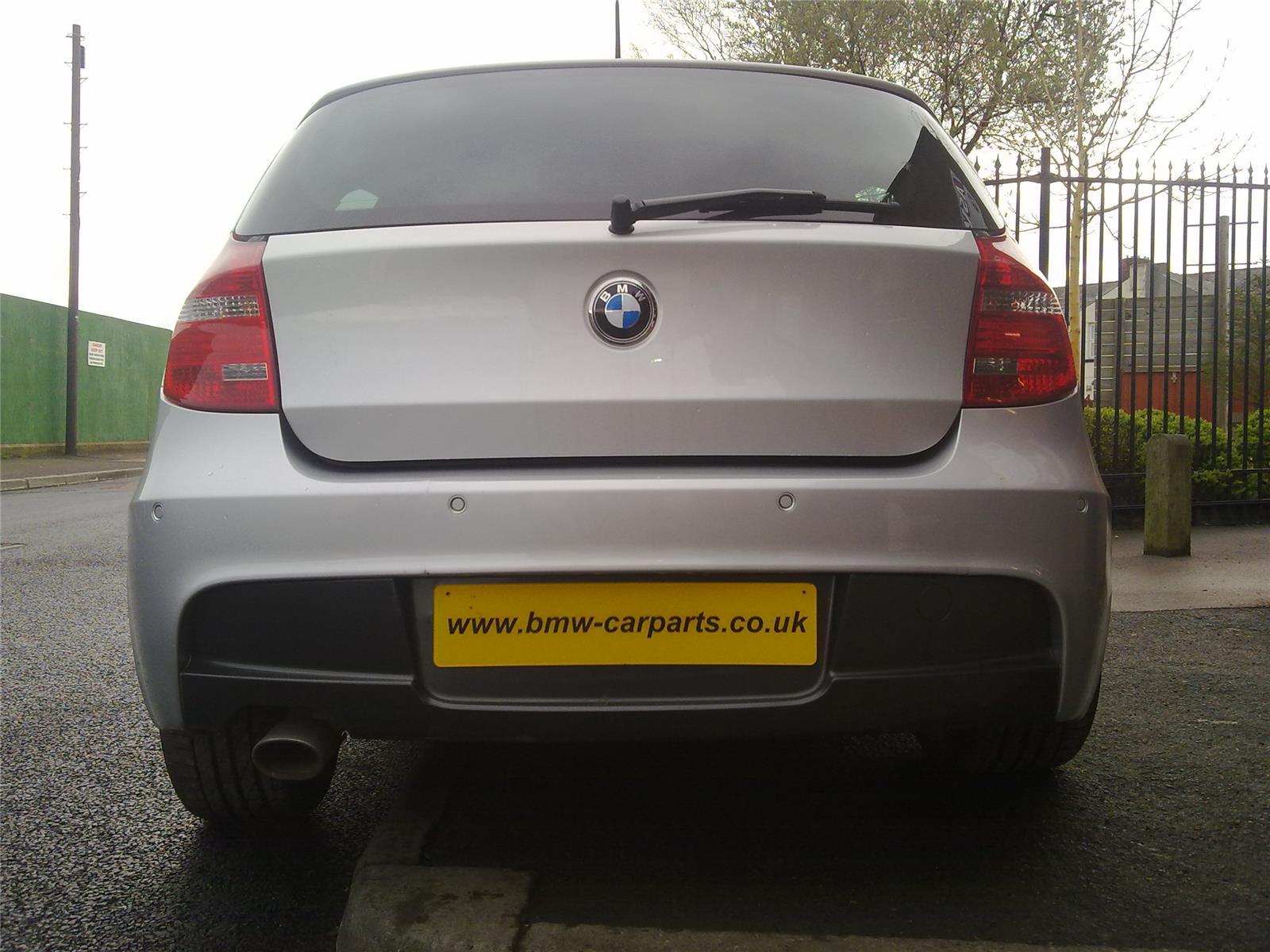 2008 BMW 1 SERIES 118D M SPORT 3 DOOR HATCHBACK (DIESEL / MANUAL ...