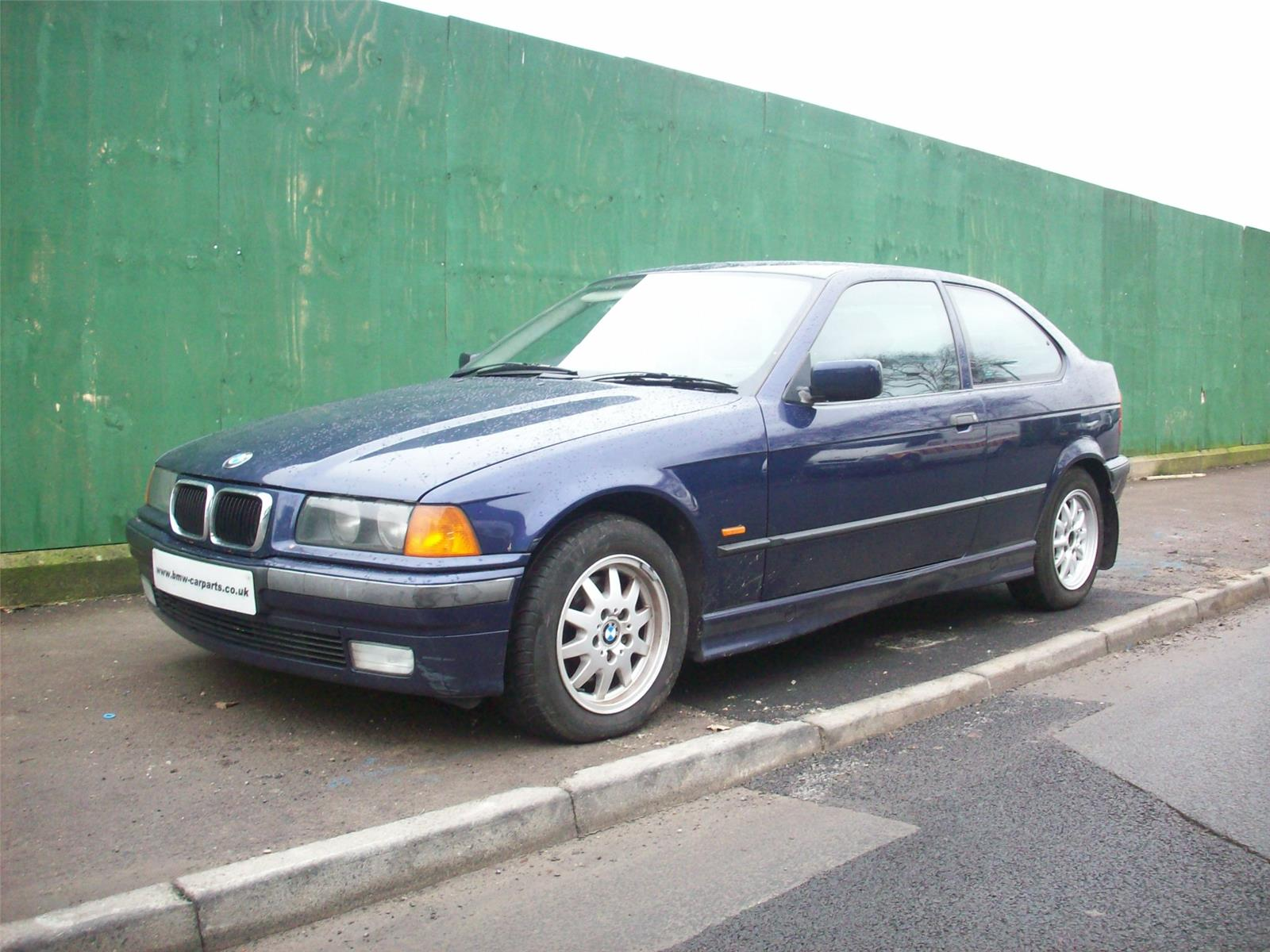 2000 bmw 3 series 316i se compact 3 door hatchback petrol. Black Bedroom Furniture Sets. Home Design Ideas