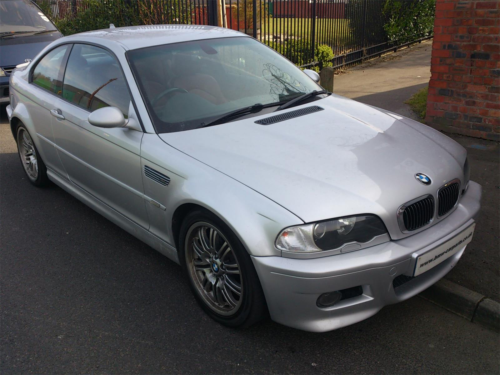 2003 Bmw 3 Series M3 Coupe Petrol Manual Breaking For