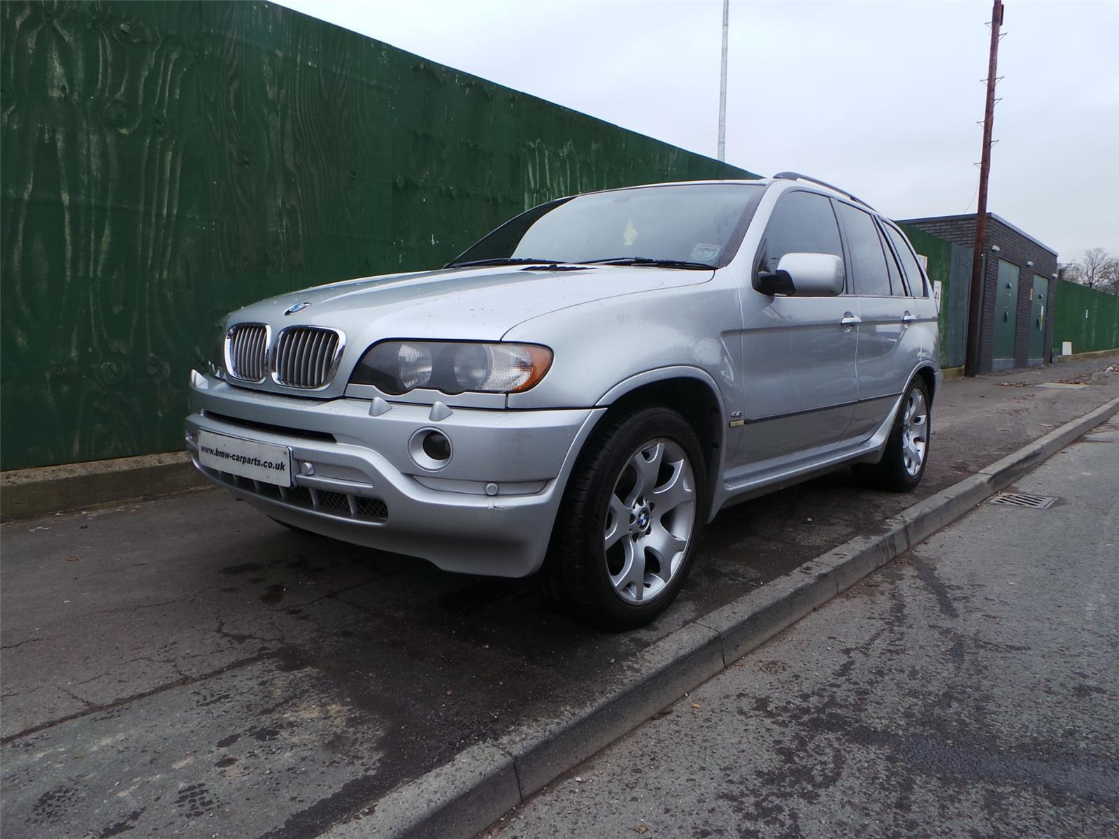 2001 bmw x5 sport estate petrol automatic breaking for used and spare parts from aswr in. Black Bedroom Furniture Sets. Home Design Ideas