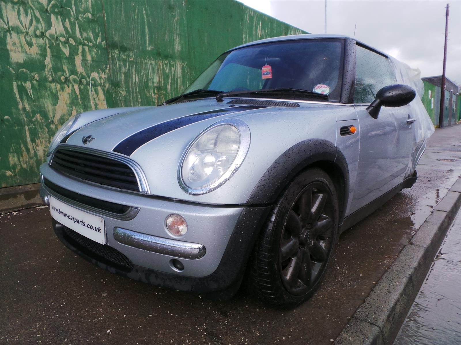 2001 Mini R50 One 3 Door Hatchback Petrol Manual