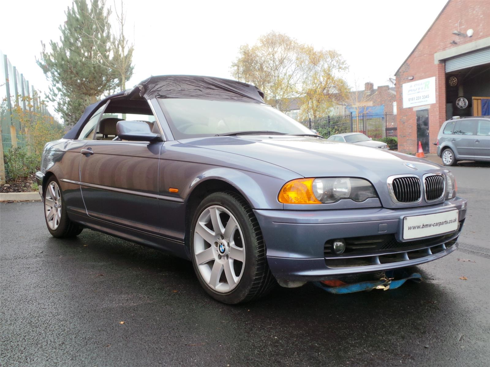 2000 bmw 3 series 323ci convertible petrol manual breaking for used and spare parts from. Black Bedroom Furniture Sets. Home Design Ideas