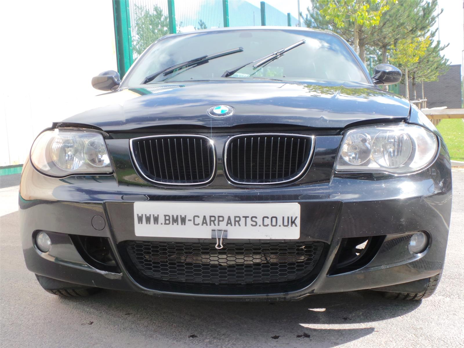 2007 bmw 1 series 118d m sport 5 door hatchback diesel. Black Bedroom Furniture Sets. Home Design Ideas