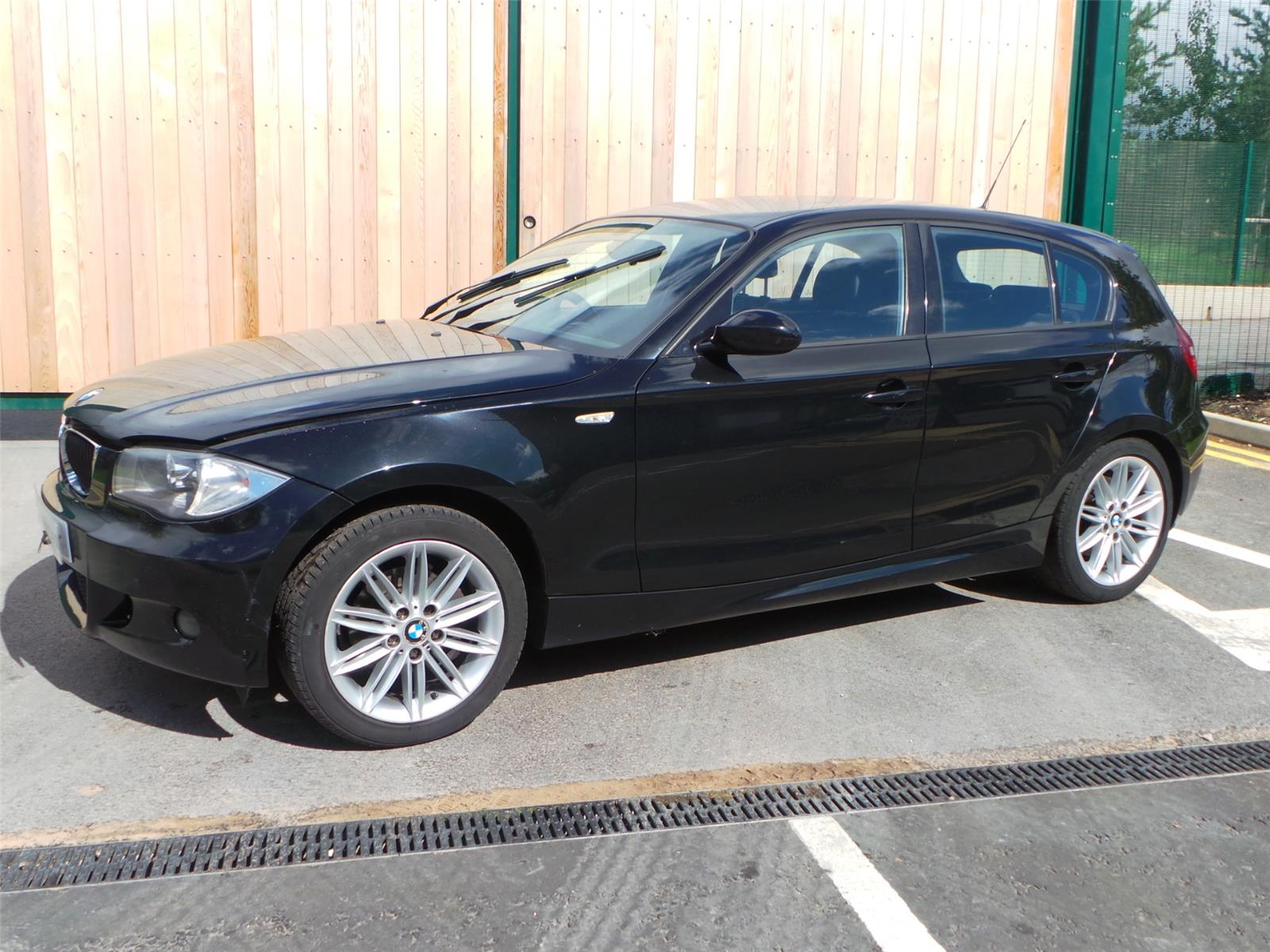 Cars Northern Ireland Used Cars Ni Second Hand Cars For: 2007 BMW 1 SERIES 118D M SPORT 5 DOOR HATCHBACK (DIESEL