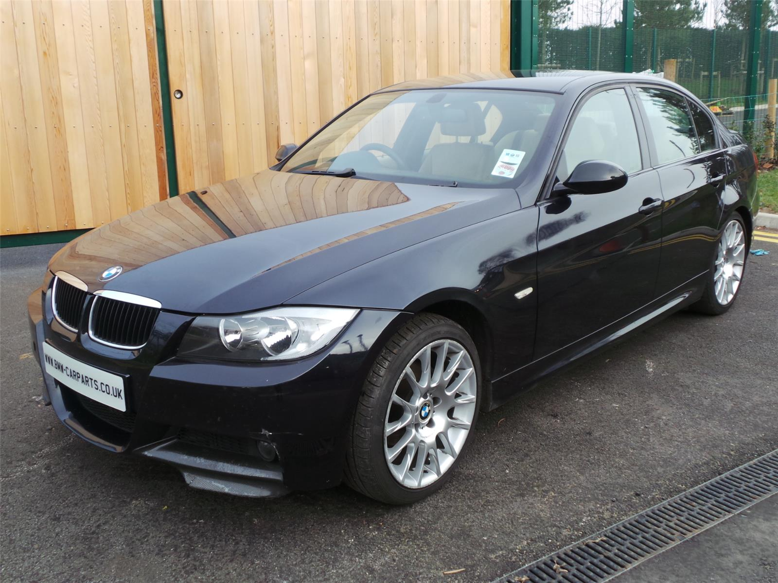 2006 bmw 3 series 320si 4 door saloon petrol manual. Black Bedroom Furniture Sets. Home Design Ideas