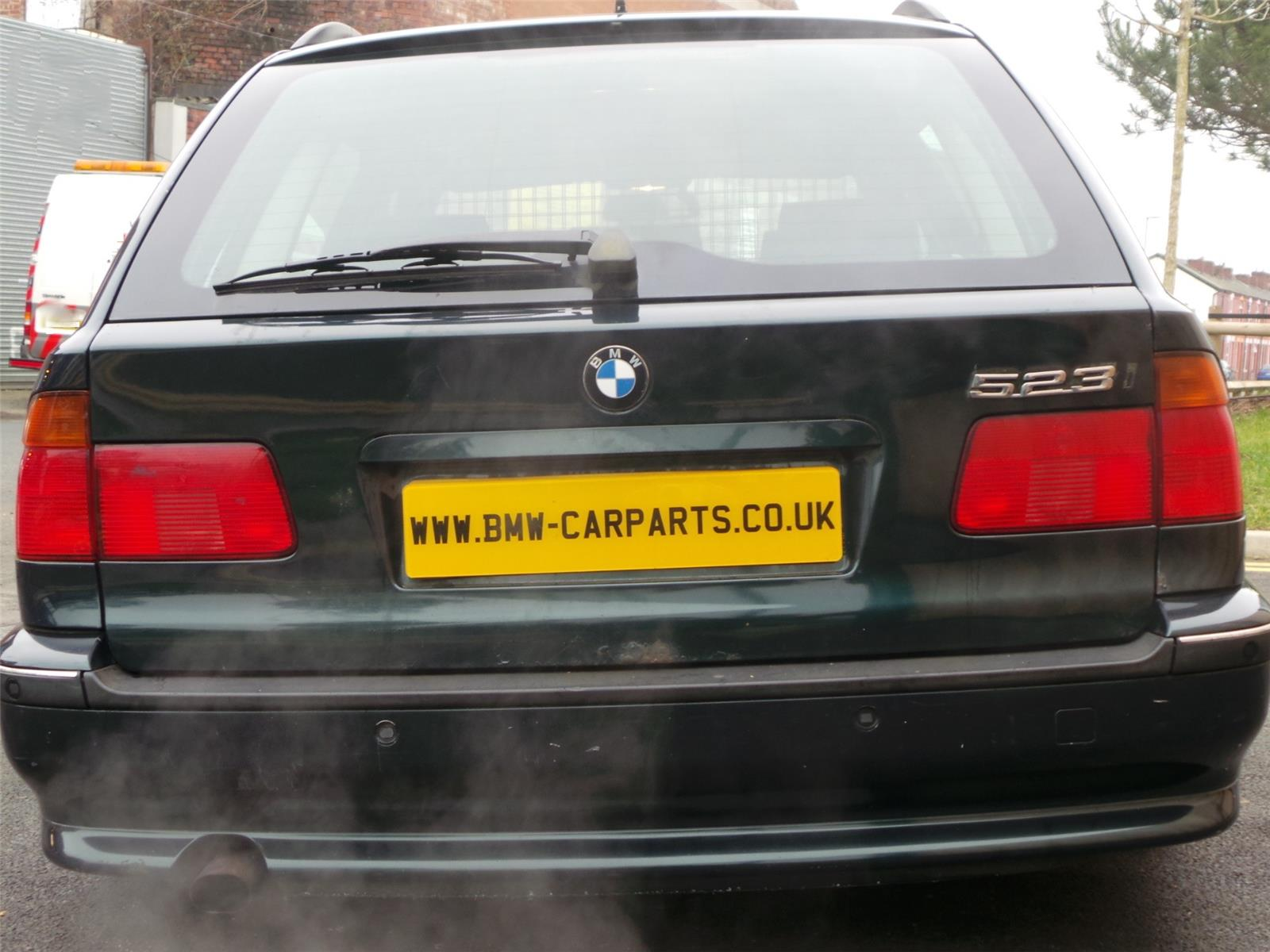 1999 Bmw 5 Series 523i Se Touring Estate Petrol Manual