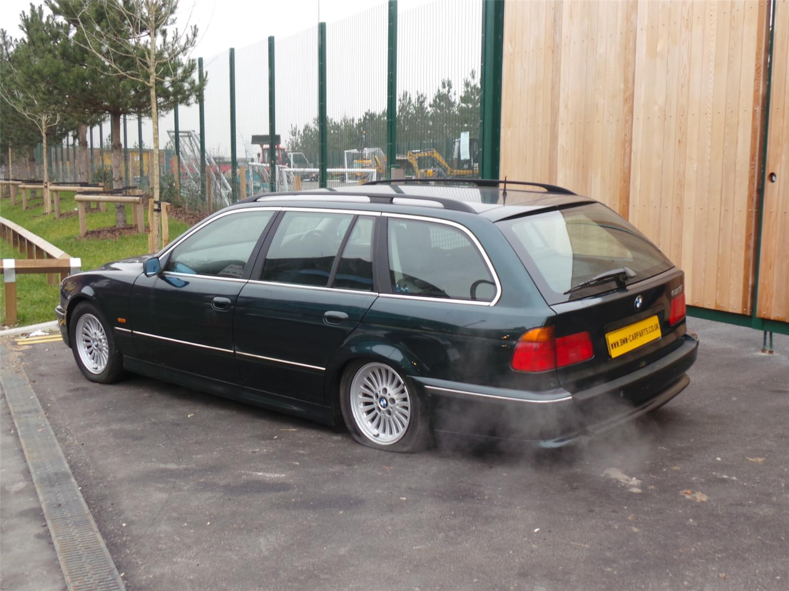 1999 Bmw 5 Series 523i Se Touring Estate Petrol Manual Breaking For Used And Spare Parts From Aswr In Openshaw Manchester