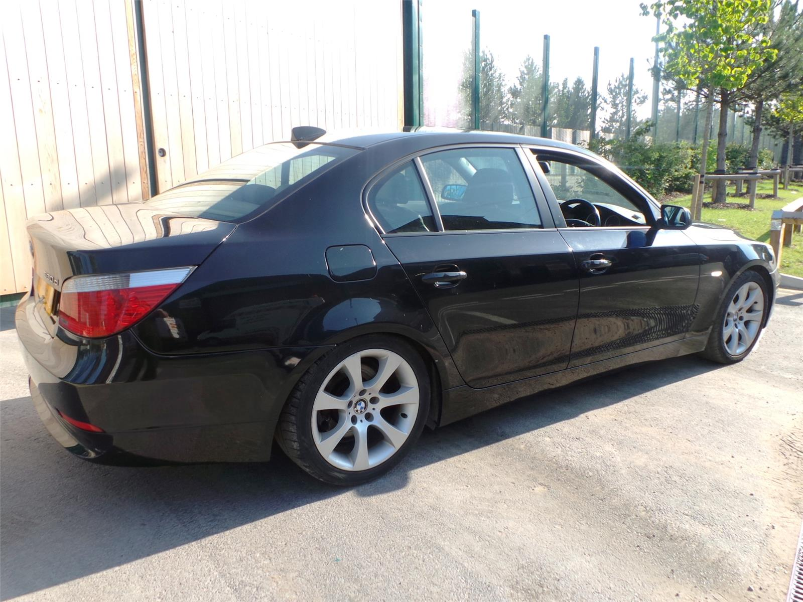 2004 BMW 5 SERIES 530D SE 4 DOOR SALOON (DIESEL / AUTOMATIC ...