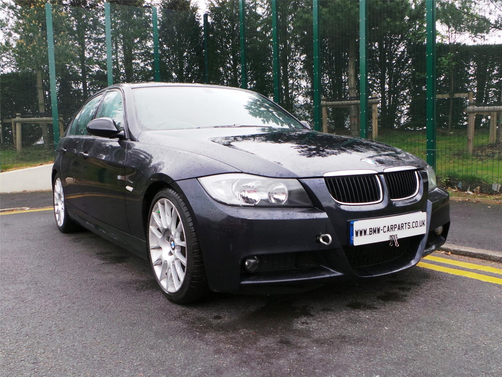 2006 BMW 3 SERIES 320SI 4 DOOR SALOON (PETROL / MANUAL) breaking for ...