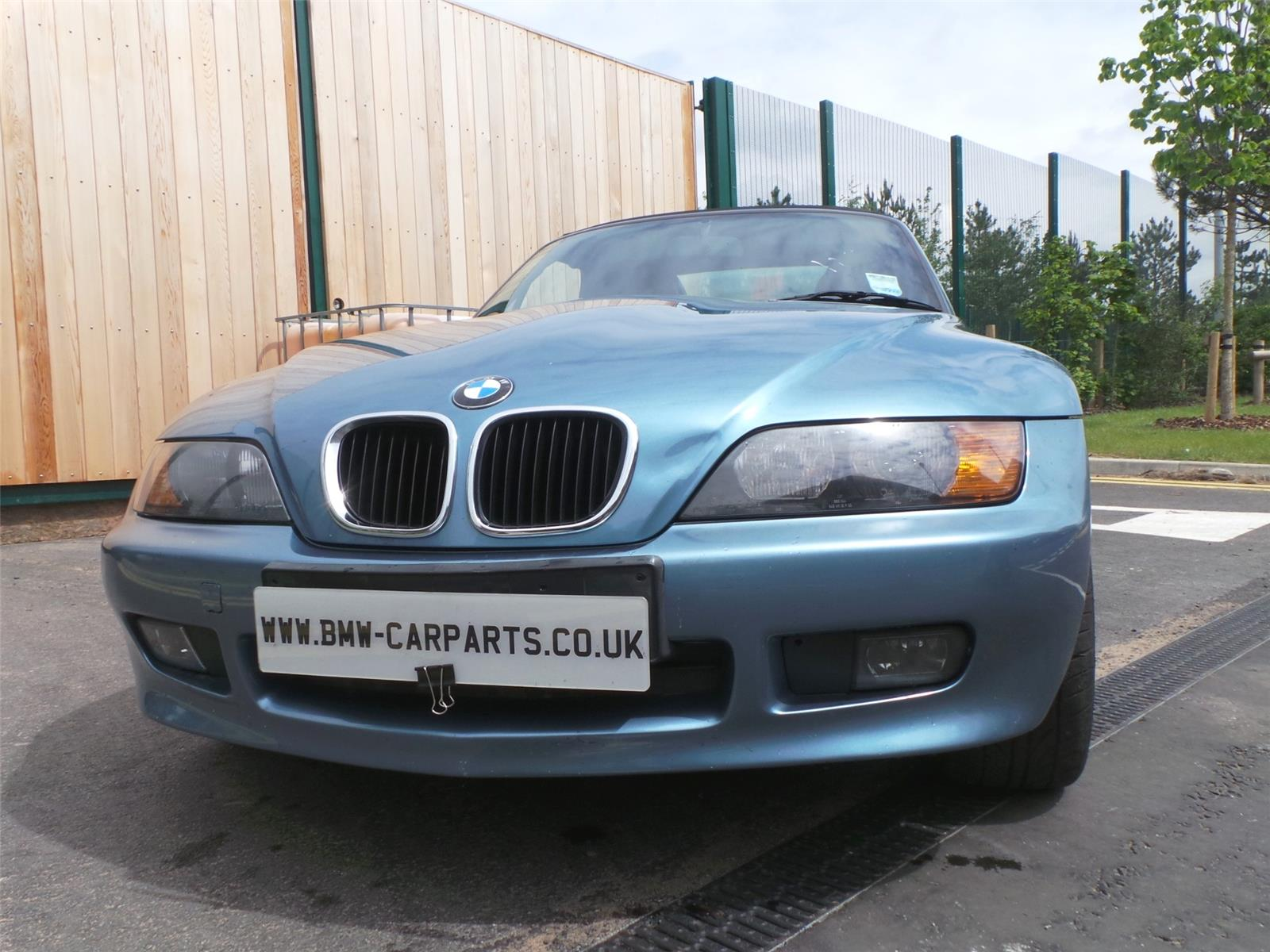 1998 Bmw Z Series Z3 Roadster Convertible Petrol Manual Breaking For Used And Spare Parts