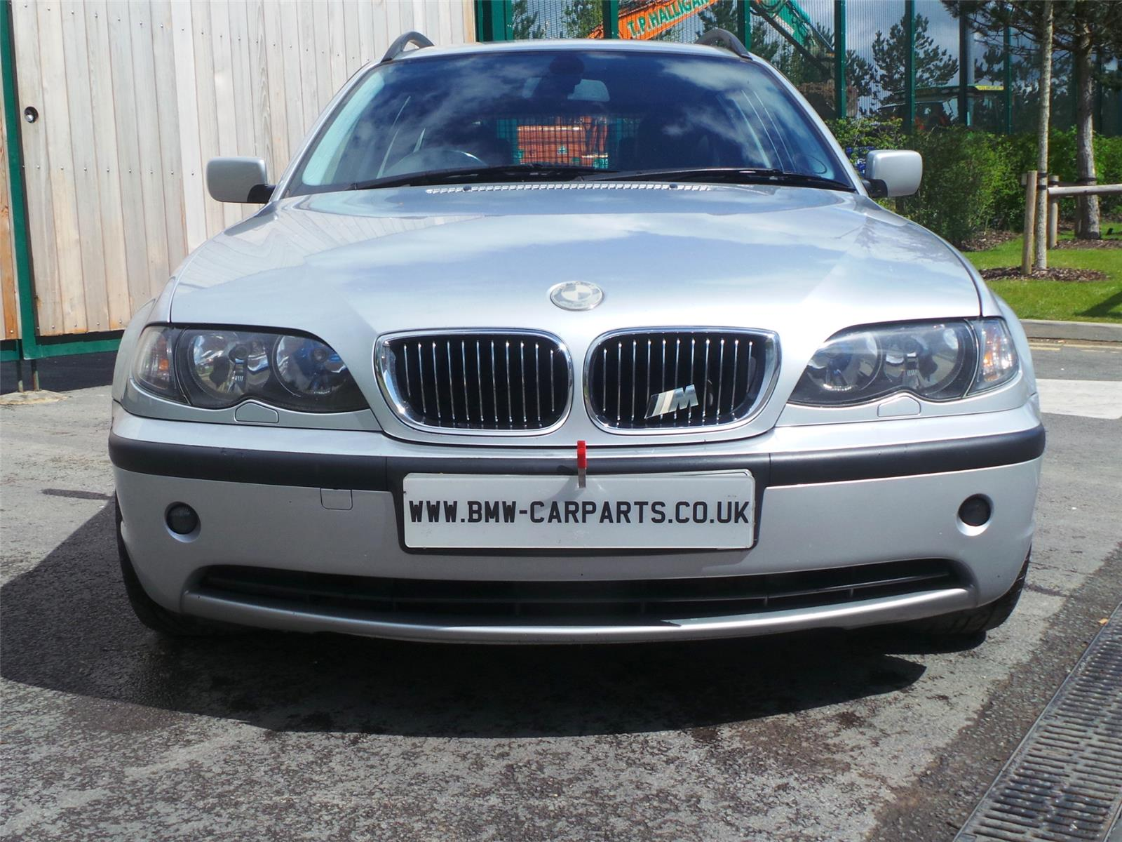 2002 bmw 3 series 330d touring estate diesel automatic breaking for used and spare parts. Black Bedroom Furniture Sets. Home Design Ideas
