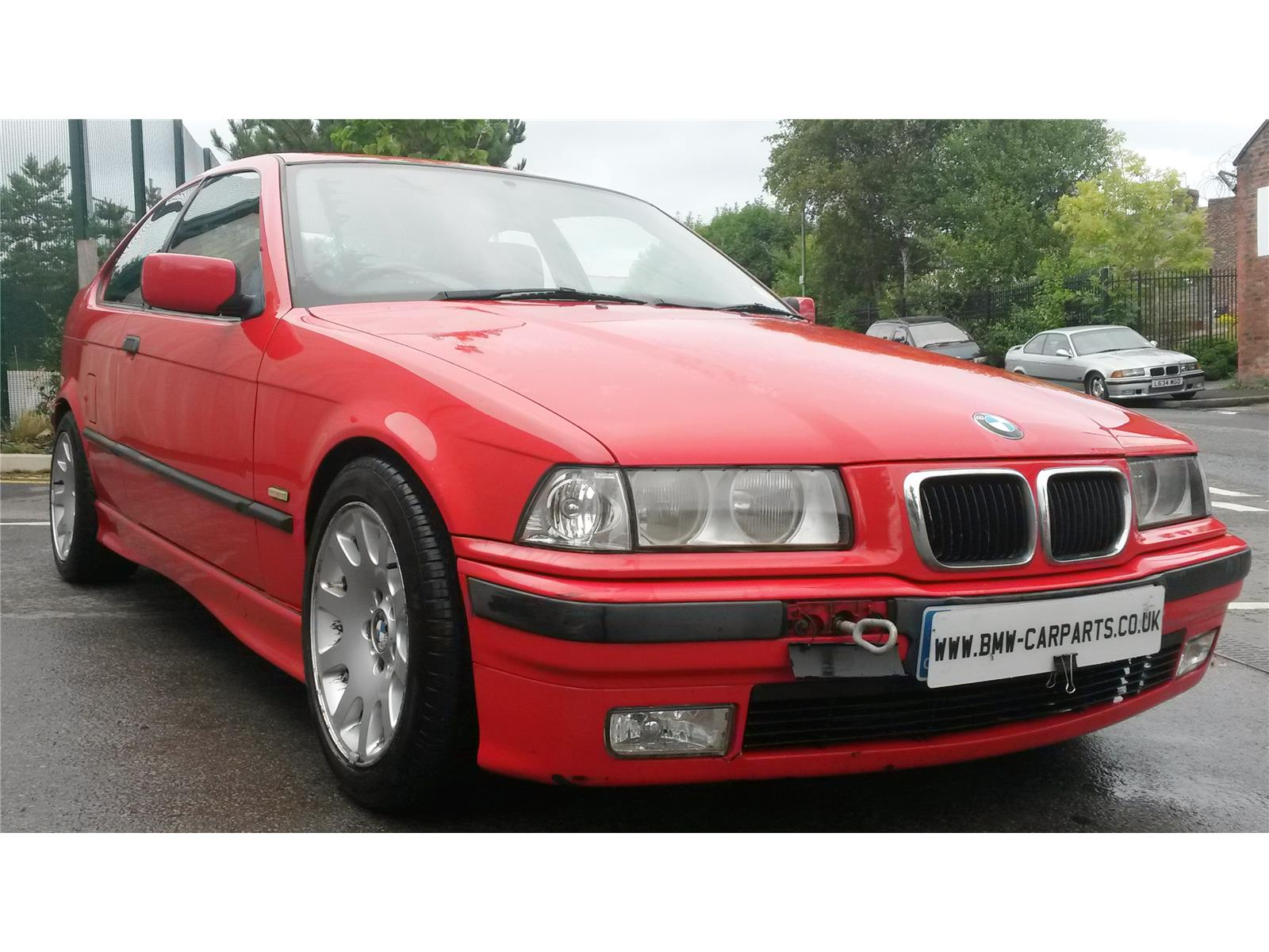 1999 bmw 3 series 316i se compact 3 door hatchback petrol manual breaking for used and spare. Black Bedroom Furniture Sets. Home Design Ideas
