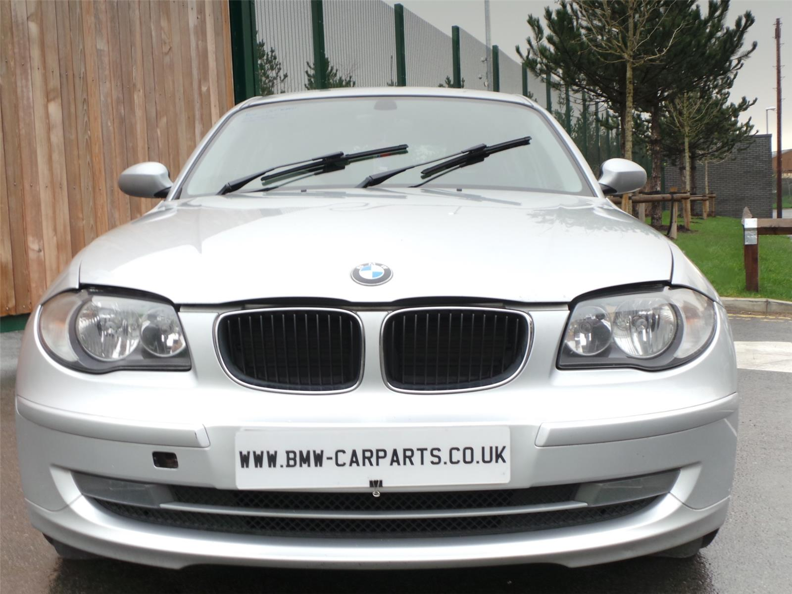 2008 bmw 1 series 118d se 5 door hatchback diesel manual breaking for used and spare parts. Black Bedroom Furniture Sets. Home Design Ideas