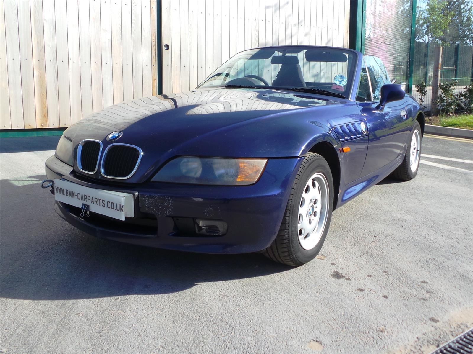 1998 bmw z series z3 roadster convertible petrol manual breaking for used and spare parts. Black Bedroom Furniture Sets. Home Design Ideas