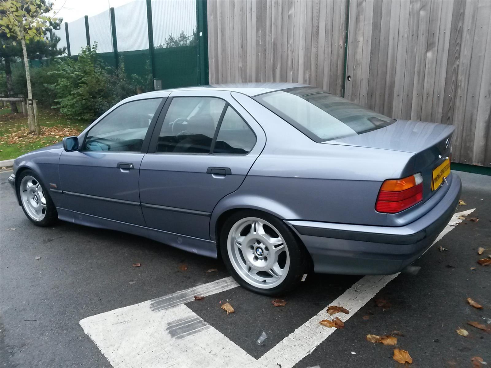1996 BMW 3 SERIES 318I 4 DOOR SALOON (PETROL / MANUAL) breaking for