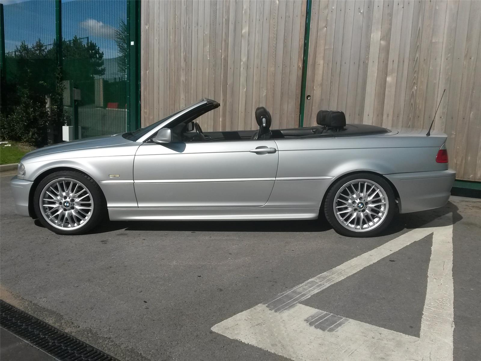 bmw 325ci convertible parts