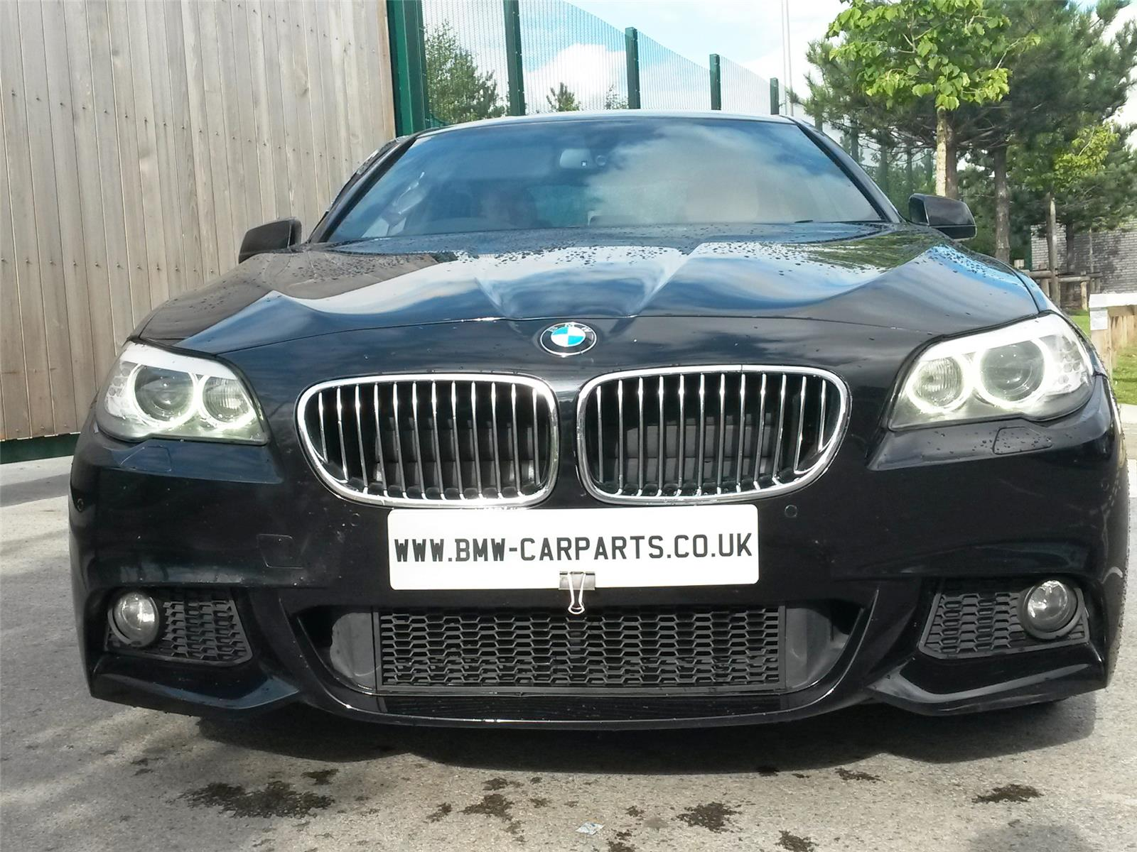 2011 Bmw 5 Series 520d M Sport 4 Door Saloon Diesel Automatic X1 Fuse Box Back To List