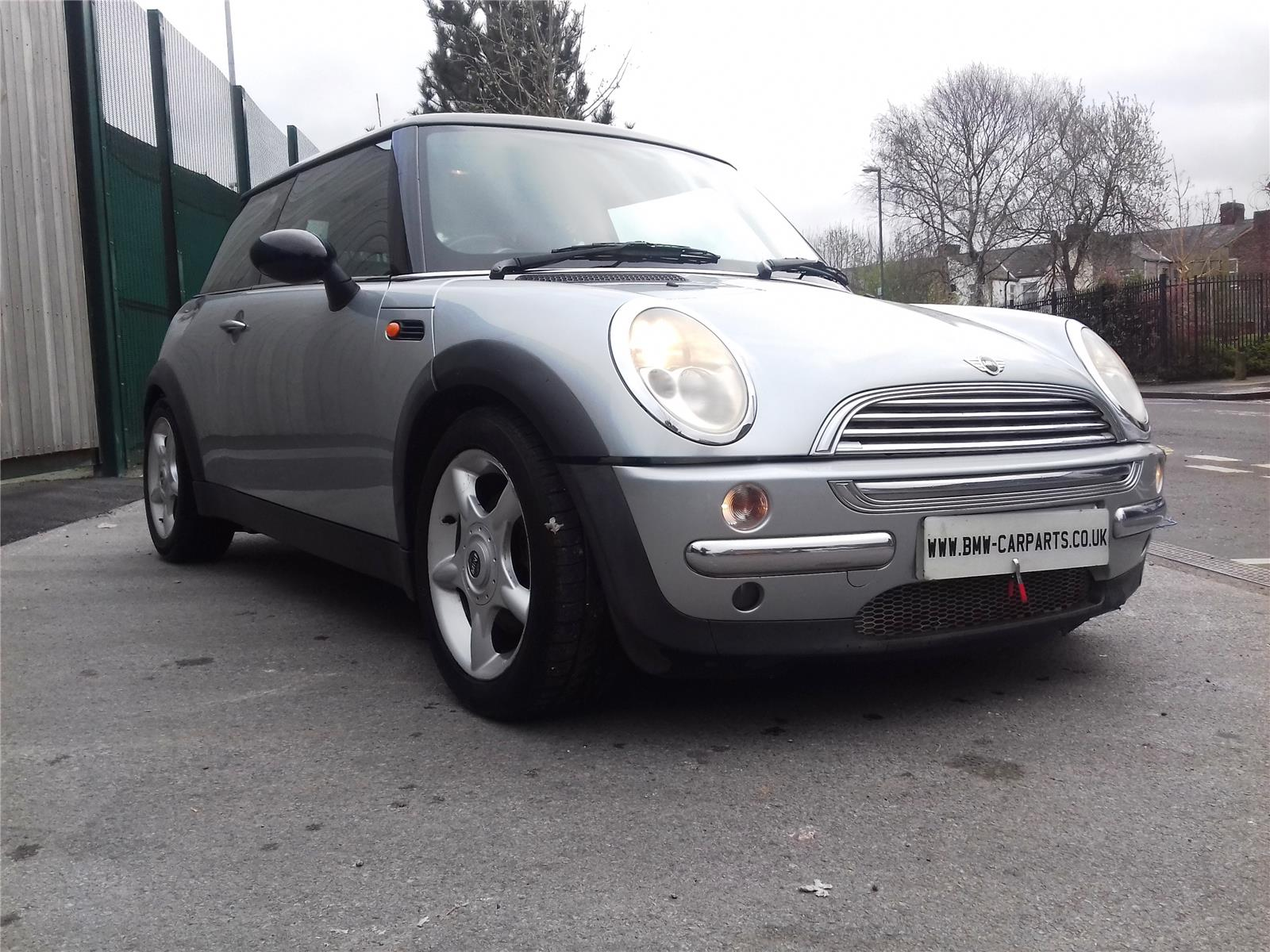 2001 mini r50 cooper 3 door hatchback petrol manual breaking for used and spare parts from. Black Bedroom Furniture Sets. Home Design Ideas