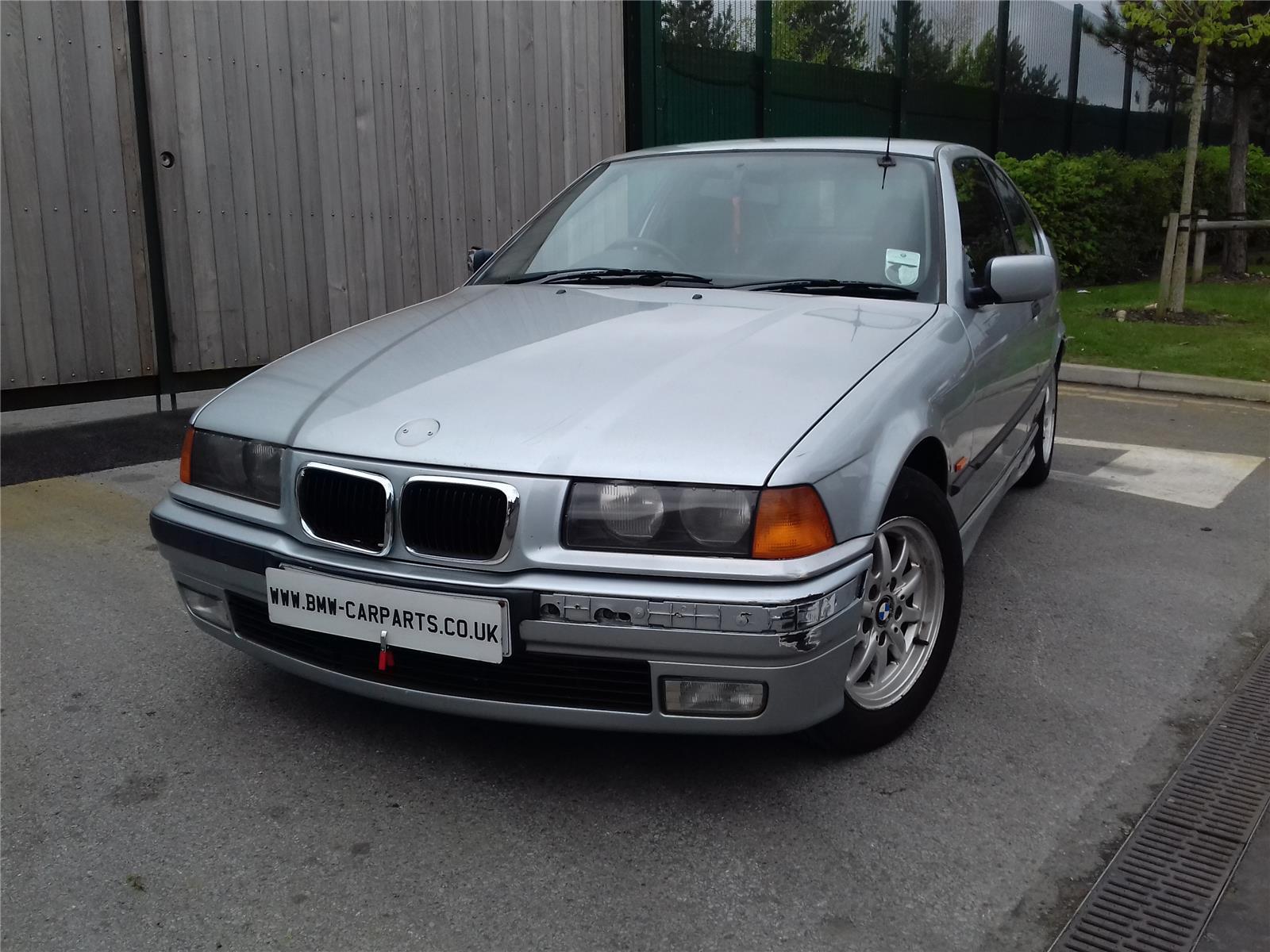 1997 BMW 3 SERIES 318TDS COMPACT 3 DOOR HATCHBACK. Back to list