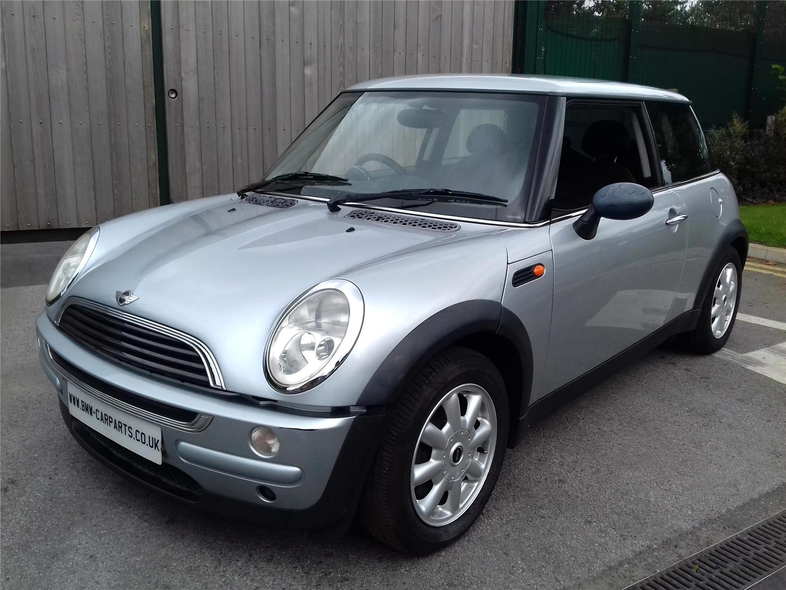 2001 mini r50 one 3 door hatchback petrol cvt breaking. Black Bedroom Furniture Sets. Home Design Ideas