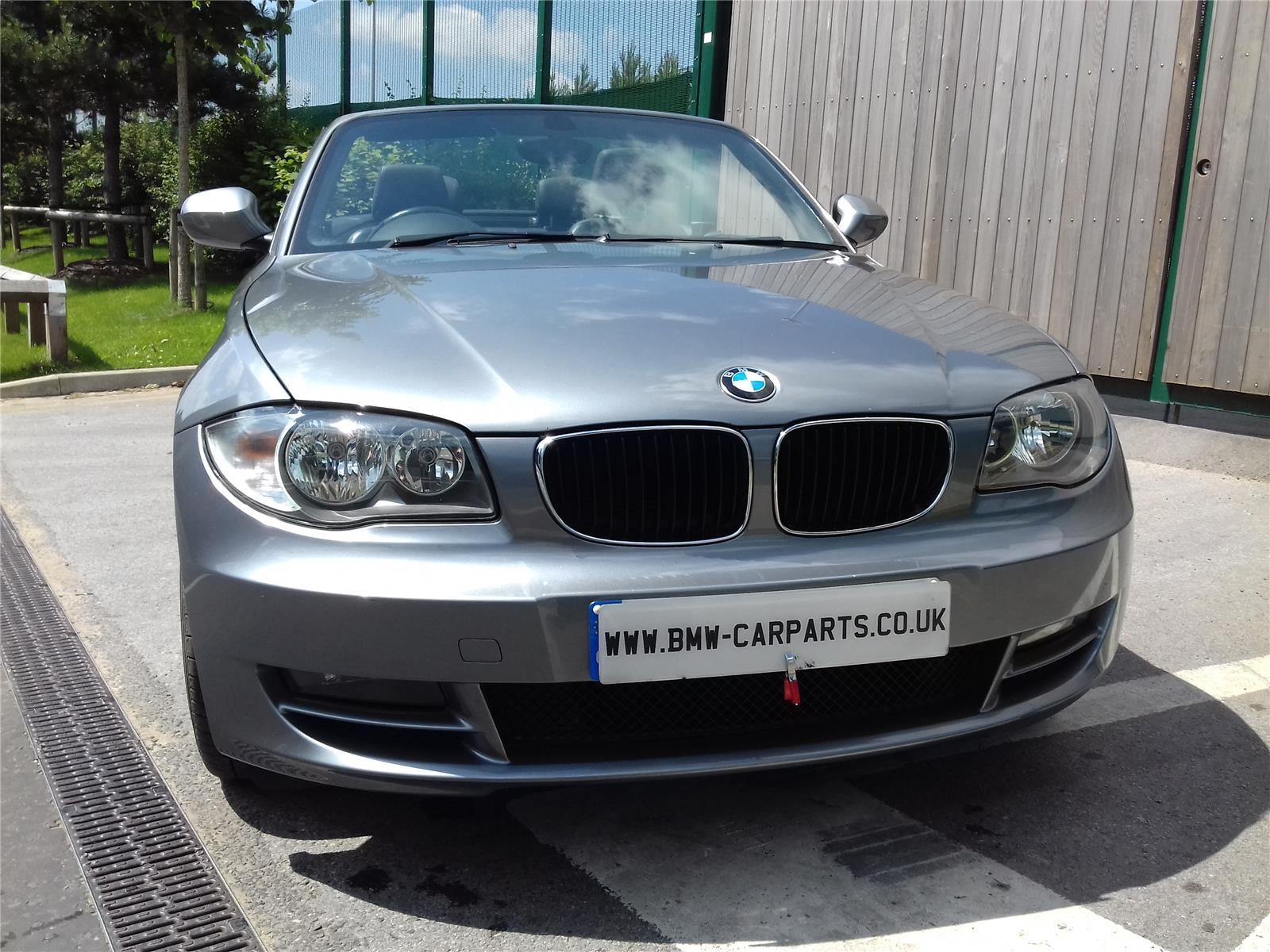 2009 BMW 1 SERIES 118D SPORT Convertible (DIESEL / MANUAL) breaking ...
