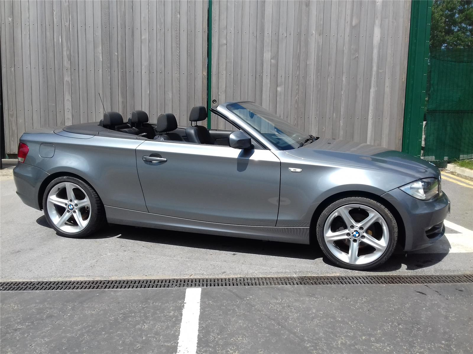 2009 BMW 1 SERIES 118D SPORT Convertible. Back to list