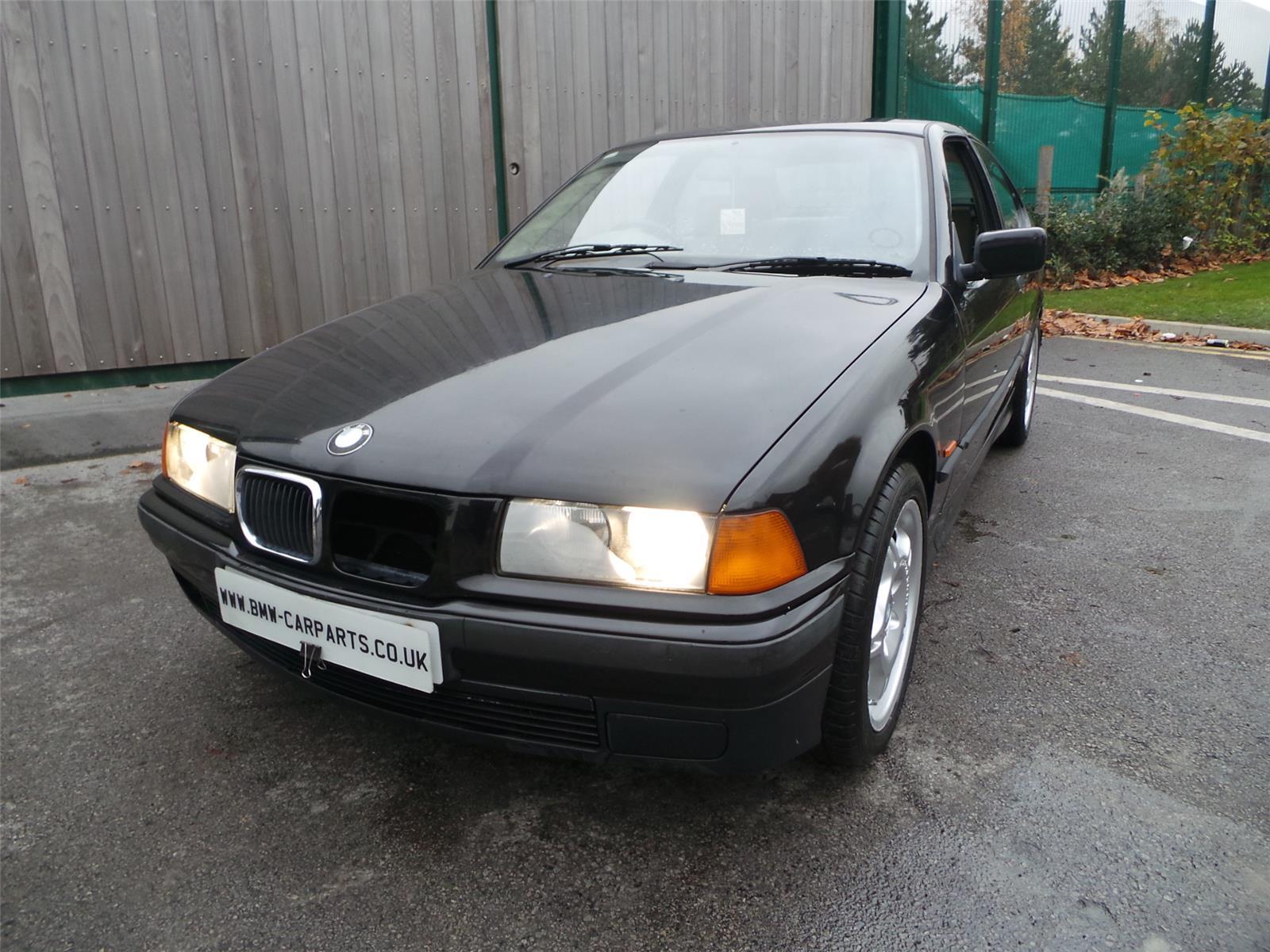 1997 BMW 3 SERIES 316I COMPACT 3 DOOR HATCHBACK. Back to list