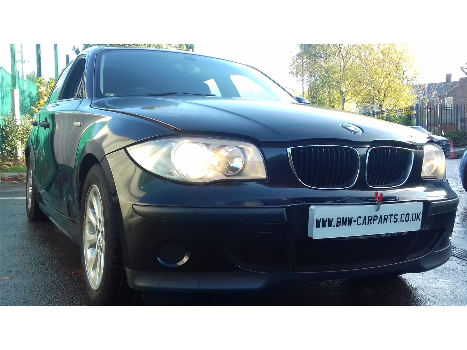 2005 bmw 1 series 118d es 5 door hatchback diesel manual breaking for used and spare parts. Black Bedroom Furniture Sets. Home Design Ideas