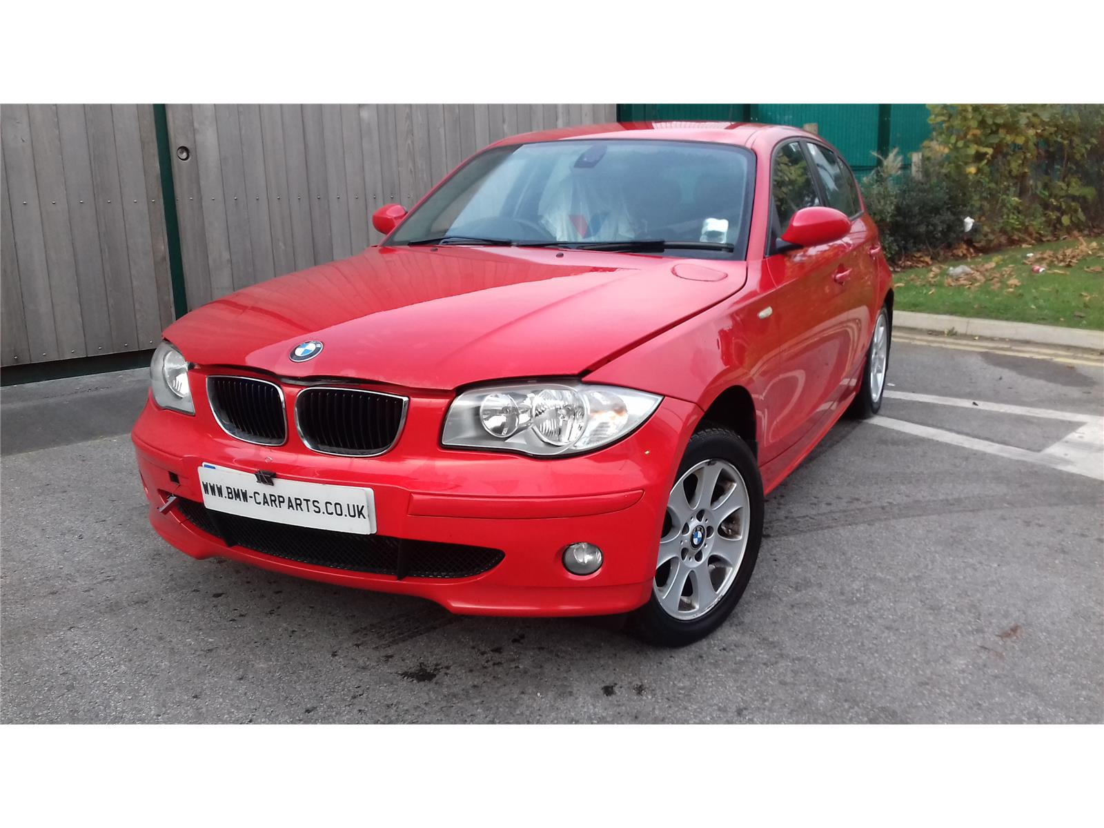 2005 bmw 1 series 120d se 5 door hatchback diesel. Black Bedroom Furniture Sets. Home Design Ideas